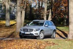 IL Koeajo ja arvio: Mercedes-Benz GLC