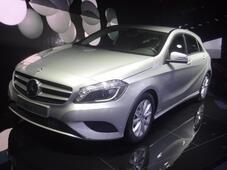Pariisin autonäyttely 2012: Mercedes-Benz
