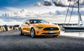 Pakko kokea vähintään kerran – Koeajossa uusi Ford Mustang GT 5.0 V8