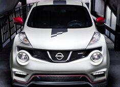 Autoesittely Nissan Juke Nismo 2013