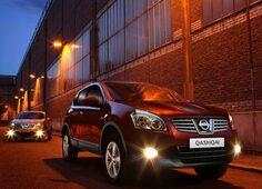 Autoesittely Nissan Qashqai 2007-2010