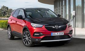 Opel Grandland X Hybrid4 – Opelin ensimmäinen plugin-hybridi
