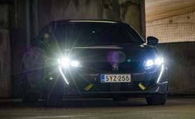 Koeajossa Peugeot 508 PSE Sports Engineered – Peugeotin kaikkien aikojen tehokkain sarjatuotantoauto