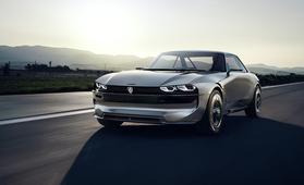 Vuoden kuumin ja yllättävin autojulkistus? Peugeot esittelee Pariisissa mielettömän sähkökonseptin