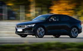 Koeajossa huippu-uutuus Polestar 2 – tältä Volvon sähköinen tulevaisuus näyttää ja tuntuu