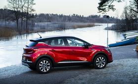 Renaultin hintapommi: Suomen edullisin lataushybridi on nyt perheluokan Captur