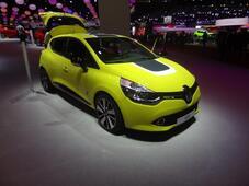 Pariisin autonäyttely 2012: Renault