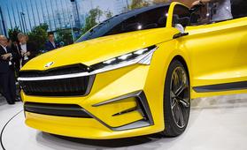 Skoda Enyaq -sähkömaasturin esittely lähestyy – nähdäänkö autossa myös yllättävää suomalaisosaamista?
