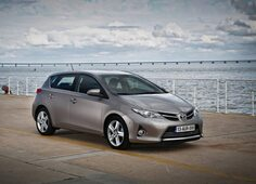 Koeajo Toyota Auris 1.6 Valvematic Active Business 2013