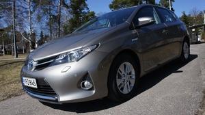 Koeajo Toyota Auris 1,8 Hybrid Comfort 2013