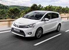Autoesittely Toyota Verso 2014