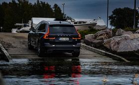 Volvolta uusia Long Range -lataushybridejä – uusi akusto kasvattaa toimintamatkaa jopa 90 kilometriin
