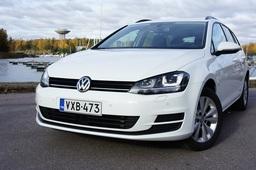 Koeajo Volkswagen Golf Variant Comfortline 1,6 TDI