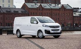 Koeajossa uusi Opel Vivaro – ominaisuudet omaa luokkaansa