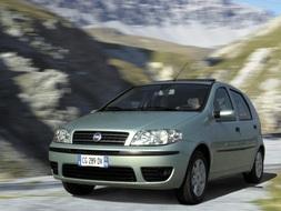 Koeajo Fiat Punto 80 Dynamic