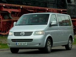 Autoesittely Volkswagen Caravelle 2008