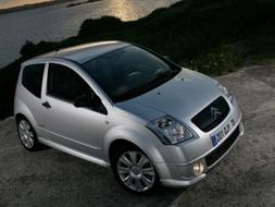 Autoesittely Citroen C2 2008