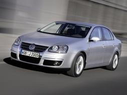 Autoesittely Volkswagen Jetta 2007