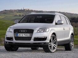 Autoesittely Audi Q7 2009