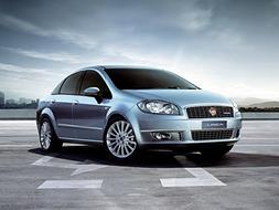 Autoesittely Fiat Linea 2008