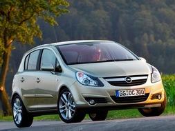 Autoesittely Opel Corsa 2008