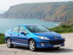 Autoesittely Peugeot 407 2008