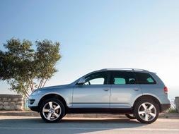 Autoarvio: Koeajossa Volkswagen Touareg 3.0 TDI