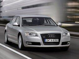 Autoesittely Audi A8 2008