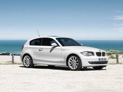 Autoesittely BMW 1-sarja 2008-2011