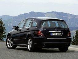 Autoesittely Mercedes-Benz R-sarja 2009