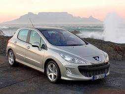 Autoesittely Peugeot 308 2008