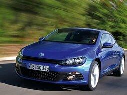 Autoesittely Volkswagen Scirocco 2008-2011