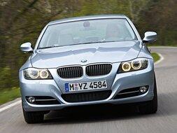Autoarvio: Koeajossa BMW 320i