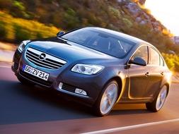 Autoarvio: Koeajossa Opel Insignia 2.0 CDTi 96 Edition 4d