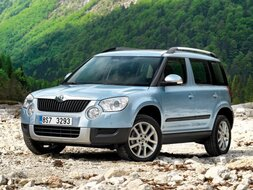 Skoda Yeti 2.0 TDI CR 140 4x4 Adventure 2009