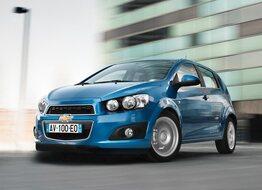 Autoesittely Chevrolet Aveo 2011