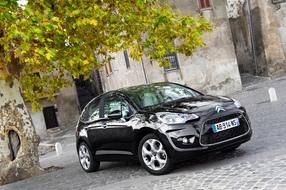 Autoesittely Citroën C3 2012