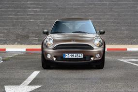 Autoarvio: Koeajossa Mini Cooper Clubman D (2009)