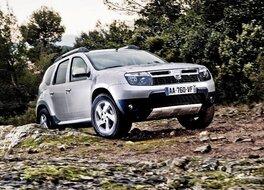 Koeajo Dacia Duster 1.6 Laureate 4x4