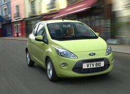 Autoesittely Ford Ka 2012