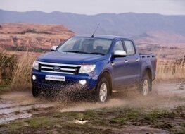 Autoesittely Ford Ranger 2012
