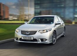 Autoesittely Honda Accord 2012