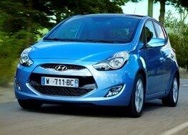 Autoesittely Hyundai ix20 2012