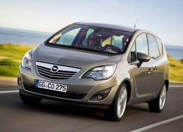 Autoesittely Opel Meriva 2010