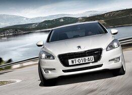 Autoesittely Peugeot 508 2012