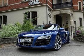 Koeajo Audi R8 2012
