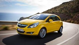 Autoesittely Opel Corsa 2010