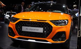 Pikku-premium korotetulla maavaralla – tältä näyttää Audi A1 citycarver
