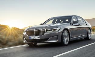 BMW uudisti 7-sarjan – hillittömän kokoinen maski jakaa mielipiteet