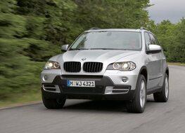 Autoesittely BMW X5 2006-2013
